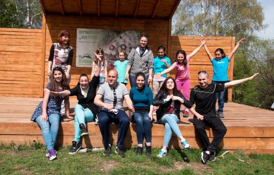 Лятна школа за деца в парк Витоша 2016