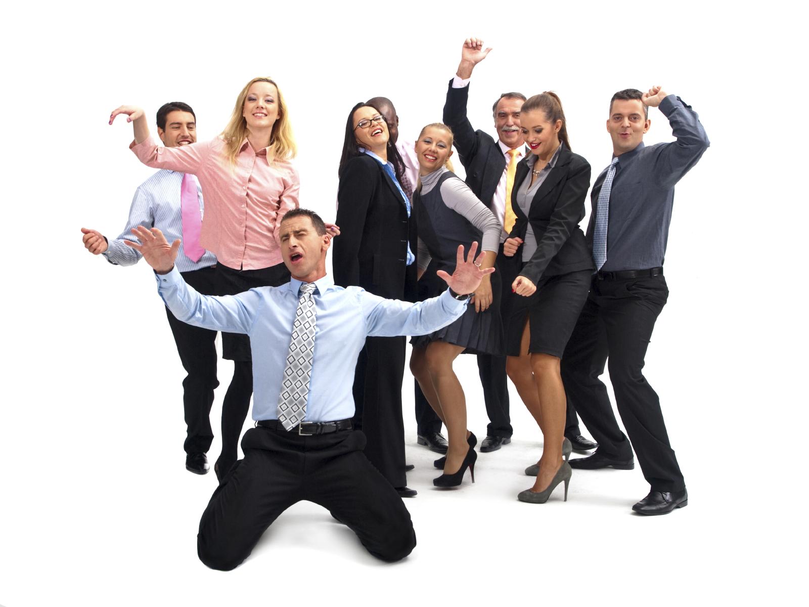 Актьорски тренинг за успешен бизнес